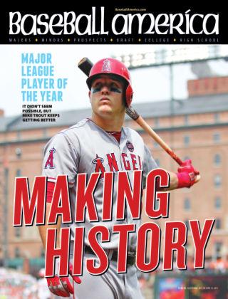 Baseball America October 29, 2013