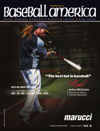 Baseball America December 31, 2013