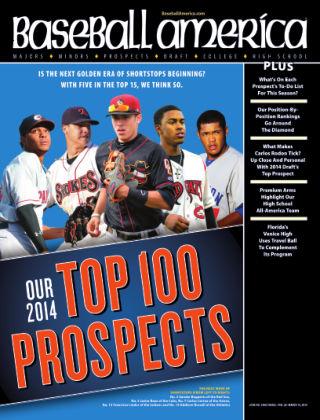 Baseball America March 4, 2014