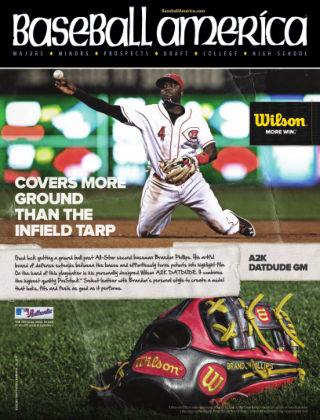 Baseball America March 18, 2014