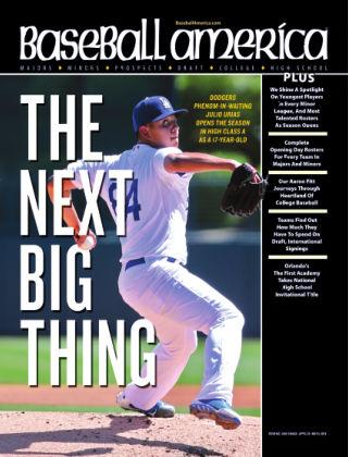 Baseball America April 29, 2014