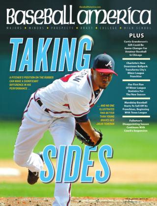 Baseball America May 13, 2014