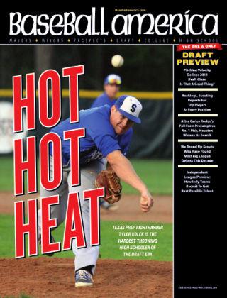 Baseball America May 27, 2014