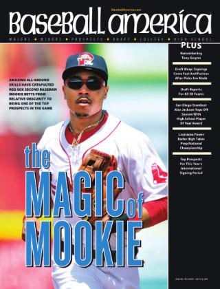 Baseball America July 8, 2014