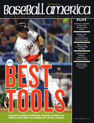 Baseball America August 19, 2014