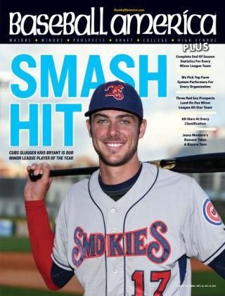 Baseball America September 30, 2014