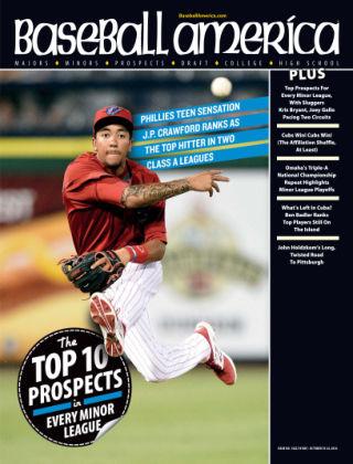 Baseball America October 14, 2014