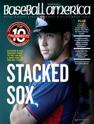 Baseball America November 11, 2014