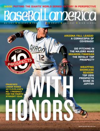 Baseball America November 25, 2014