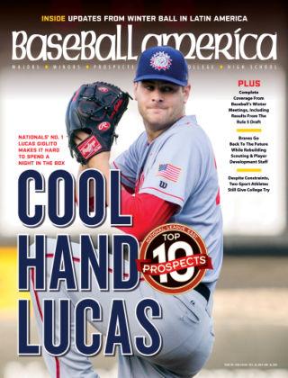 Baseball America December 30, 2014