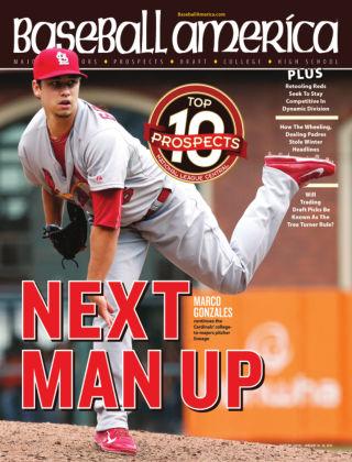 Baseball America January 13, 2015