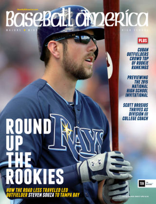 Baseball America March 27, 2015