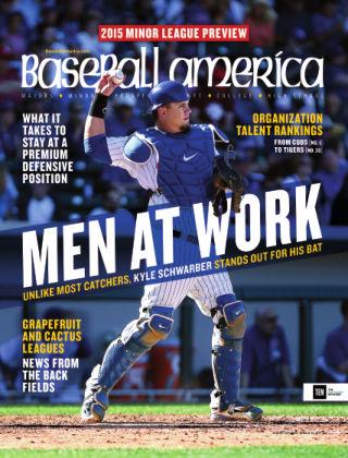 Baseball America April 10, 2015