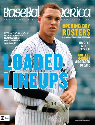 Baseball America April 24, 2015