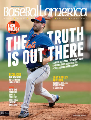 Baseball America May 8, 2015