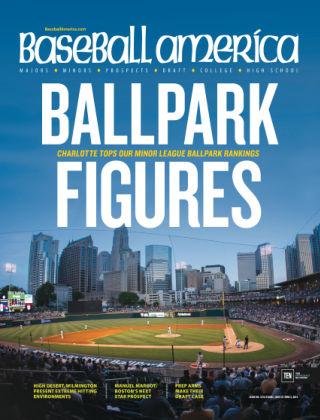 Baseball America May 22, 2015