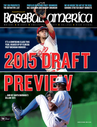 Baseball America June 5, 2015