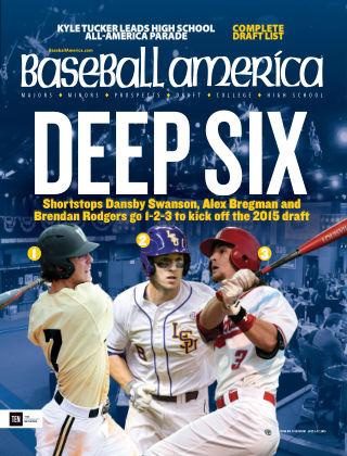 Baseball America July 3, 2015