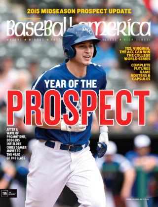 Baseball America July 17, 2015
