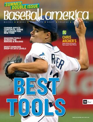 Baseball America August 14, 2015