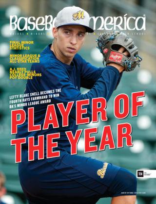 Baseball America September 25, 2015