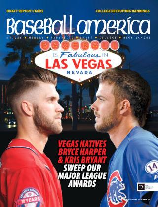 Baseball America October 23, 2015