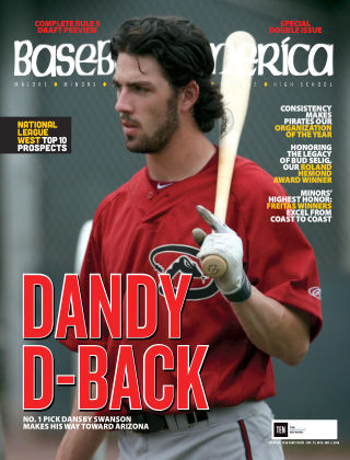Baseball America Dec 11-Jan 1 2016