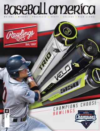 Baseball America Jan 1-15 2016