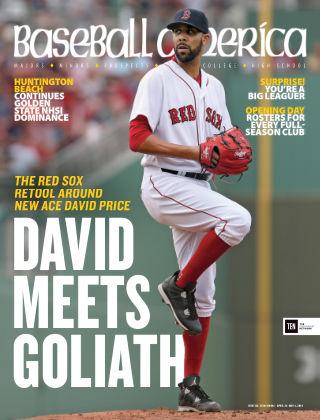 Baseball America Apr 22 2016