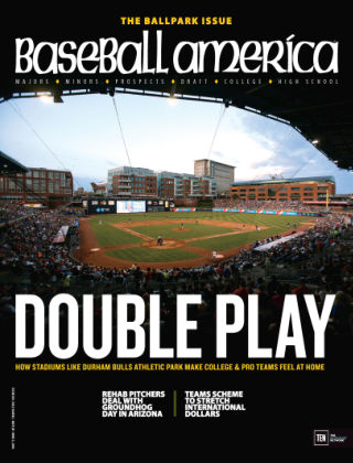 Baseball America May 20 2016