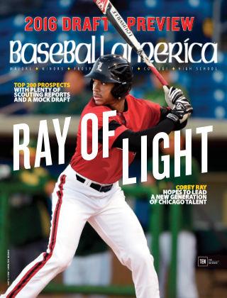 Baseball America Jun 3 2016