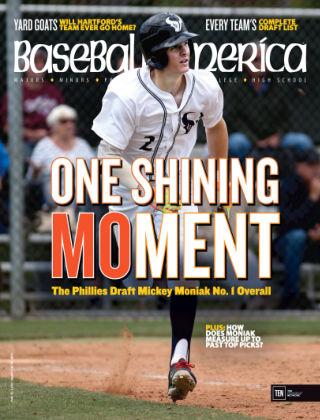 Baseball America Jul 1 2016
