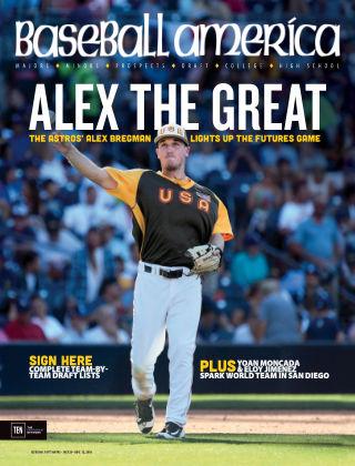 Baseball America Jul 29 2016