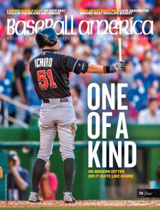 Baseball America Aug 12 2016