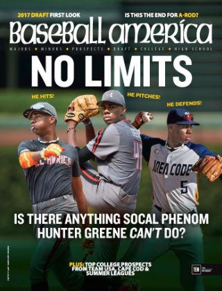 Baseball America Sep 2 2016