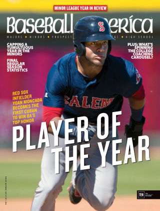 Baseball America Sep 23 2016