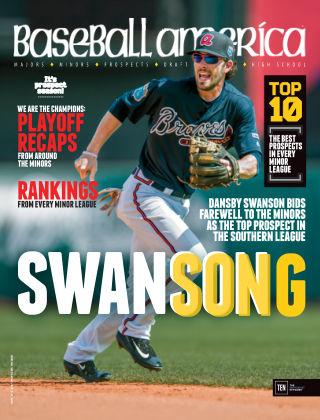 Baseball America Oct 7 2016