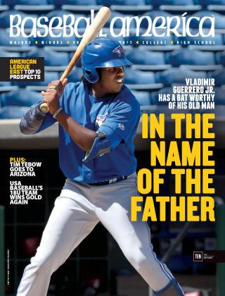 Baseball America Nov 4 2016