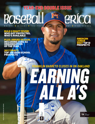 Baseball America Dec 9-30 2016