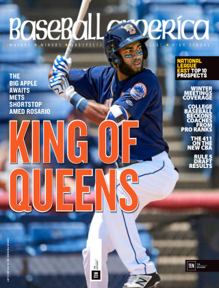 Baseball America Dec 30 2016-Jan 13