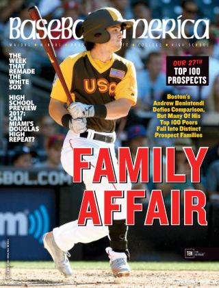 Baseball America Feb 24 2017