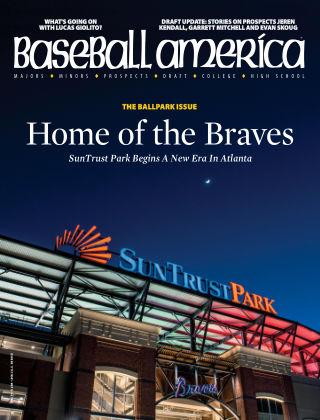 Baseball America May 15 2017