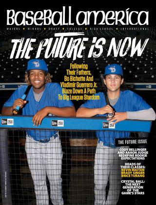 Baseball America Aug 4 2017