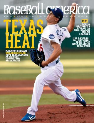 Baseball America Oct 6 2017