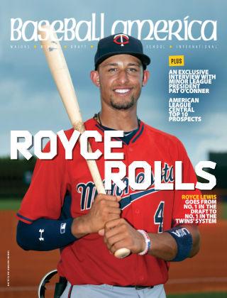 Baseball America Jan 12 2018