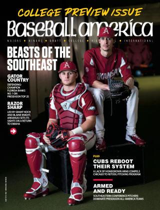 Baseball America Feb 9 2018