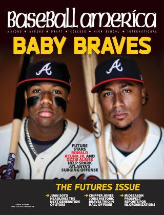 Baseball America Aug 3 2018