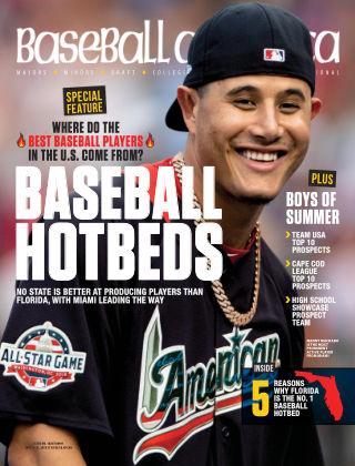 Baseball America Sep 7 2018