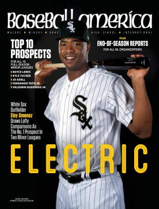 Baseball America Oct 5 2018
