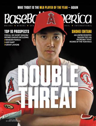 Baseball America Oct 19 2018